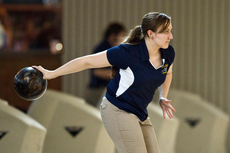 Valley Lutheran's Nicole Hollenbeck.