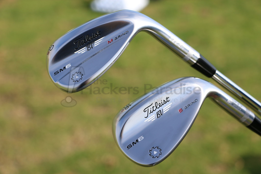 Titleist Vokey SM6 Wedge Review - The