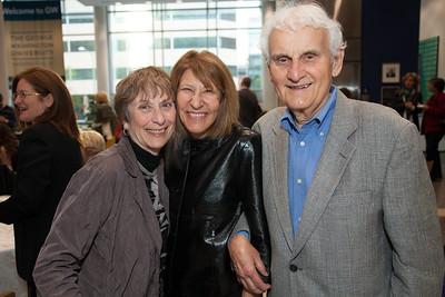 Lynn Lewis, Myrna Faucett, Arlie Schardt