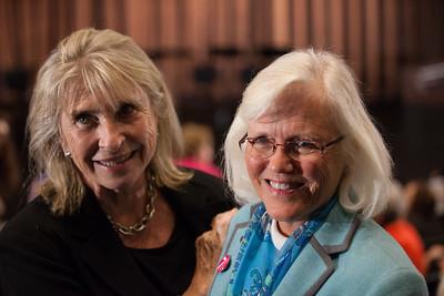 Kate Novak, Ann-Marie Brisbois