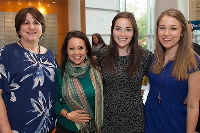 Mary Ellsberg, Diana Arango, Chelsea Ullman, Amber Hill