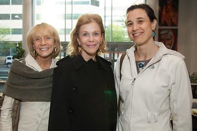 Carol Wheeler, Marian Newman, Sarah Newman