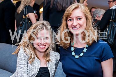 Kathryn Graczyk, Rachel Sorensen. Photo by Tony Powell. The Global Beat. UN Foundation. April 23, 2015