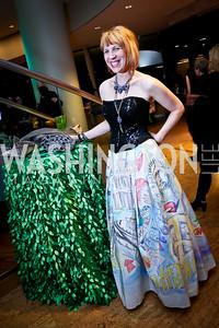 Lola Lombard. Photo by Tony Powell. 2015 WPA Gala. Artisphere. March 7, 2015