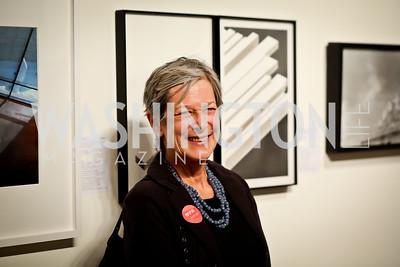 Curator Phyllis Rosenzweig. Photo by Tony Powell. 2015 WPA Gala. Artisphere. March 7, 2015