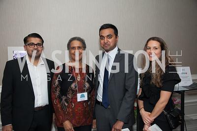 Nilraj Chudasama, Pearl Hicks, Bhavesh Amin, Roya Gharavi