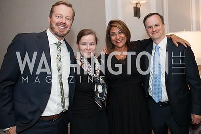 Hans Dreyer, Melinda Byrd, Mona Nabili, Michael Byrd