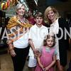 "Ann Marie Lynch, William Arundel, Amelia Arundel, Christine Arundel. Photo by Tony Powell. ""Walt Before Mickey"" Screening. AMC Loews Georgetown. June 25, 2015"