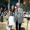 "Isabel and Jerry Jasinowski. Photo by Tony Powell. ""Walt Before Mickey"" Screening. AMC Loews Georgetown. June 25, 2015"