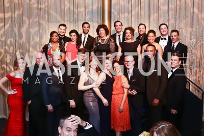"The cast of ""Carmen."" Photo by Tony Powell. WNO Opening of ""Carmen."" Kennedy Center. September 19, 2015"