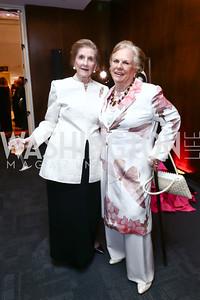 "Wilhelmina Holladay, Jacqueline Badger Mars. Photo by Tony Powell. WNO Opening of ""Carmen."" Kennedy Center. September 19, 2015"