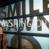 Michelle Lisa Herman, Washington Project on the Arts, Opening at Atlantic Plumbing, November 14, 2015, photo by Ben Droz.