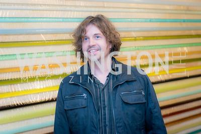 Dan Steinhilber, Washington Project on the Arts, Opening at Atlantic Plumbing, November 14, 2015, photo by Ben Droz.