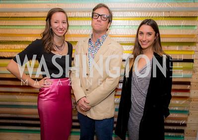 Washington Project on the Arts, Opening at Atlantic Plumbing, November 14, 2015, photo by Ben Droz.
