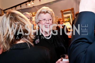 Ellen Charles. Photo by Tony Powell. 2015 Washington Winter Show. Katzen Center. January 8, 2015
