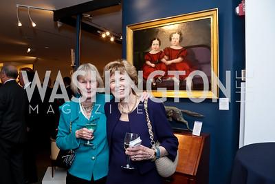 Jackie Rush, Bitsey Folger. Photo by Tony Powell. 2015 Washington Winter Show. Katzen Center. January 8, 2015