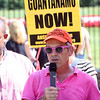 Tighe Barry of Code Pink