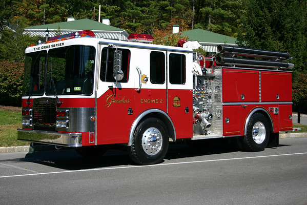 West Virginia (miscellaneous) Fire Apparatus