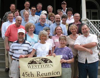Westtown '64 45th Reunion
