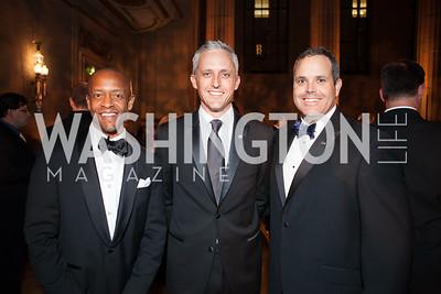 Jay Jackson, Dave Trout, Tim Enright