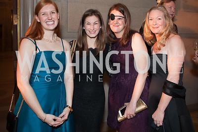 Katie Watts, Melissa Smith, Mary Billington, Laura Wilson