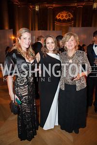 Elizabeth Farrell, Heather Innella, Lidia Innella
