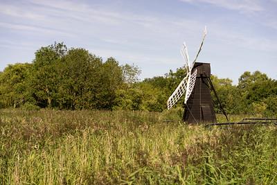 Wicken Fen Nature Reserve