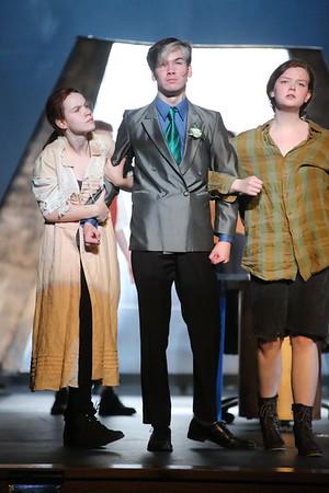 Wilson Play: Urinetown