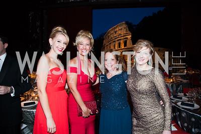 Katie Hart, Nancy Clark, Pat Neuman, Lisa Vanhoecke