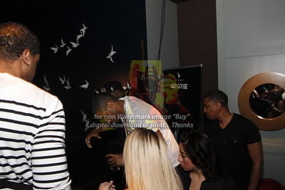 CIAA Trey Songz Studio Music Grill Saturday Day Party March 2, 2013