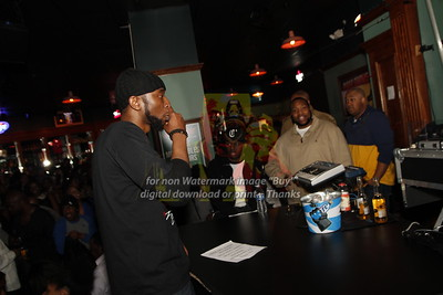 Howl at Moon Saturday Day Party 9th Wonder, Pete Rock, Young Guru, DJ Cuzzin B March 2, 2013