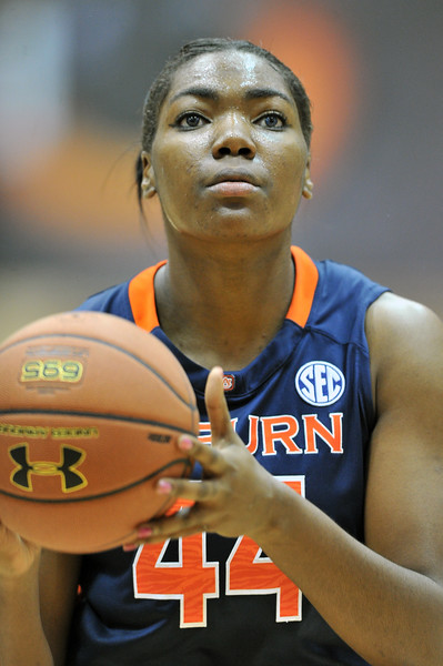 NCAA Womens Basketball 2013 - Auburn Tigers at Temple Owls