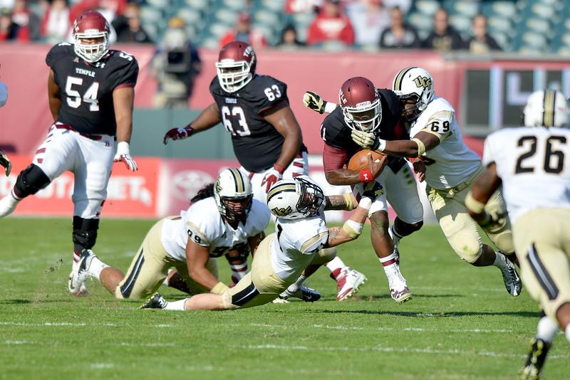 NCAA Football 2013 -  Central Florida Knights at Temple Owls
