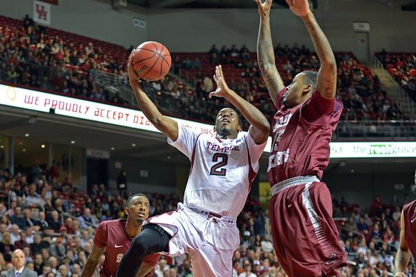 Temple_St. Joe's Mens Basketball 12/4/13