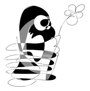 26cvl1 1985 ENflower in  spring