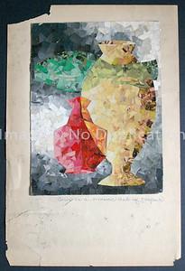 Gr7 5556 mosaic jugs