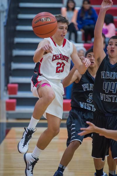 2014-15 Academy Varsity Basketball