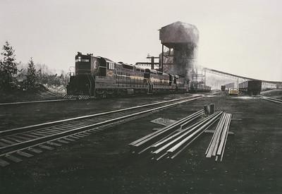 """1986:  """"DM&IR at Minorca Mine"""""""