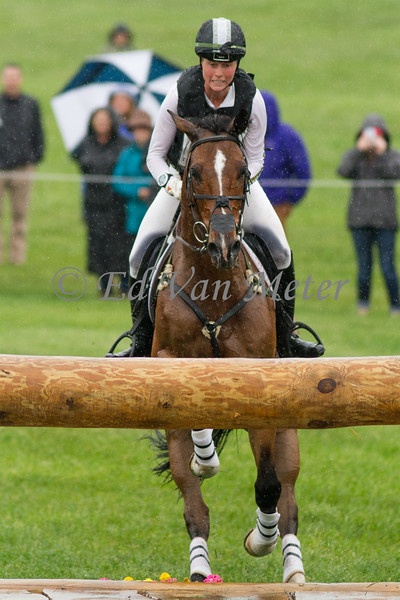 Landioso and Mackenna Shea in The Rolex Kentucky Three Day Event at The Kentucky Horse Park. 04.30.2016