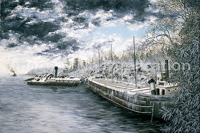 "1996:  ""Wreck of the Lafayette & Manila"""