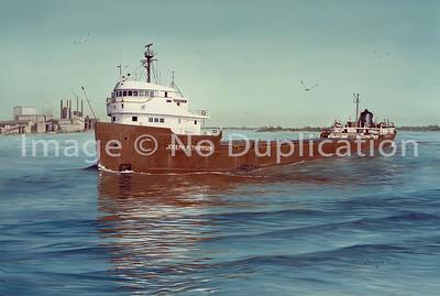 "1994:  ""Detroit River Queen, SS Joseph H. Thompson"""