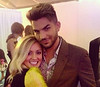 """CROP<br /> alexagoddard<br /> <br /> When Beatrice met Melvin! 💛☺️ So so lovely to meet you @adamlambert and I can't wait til next time! #GlamourAwards<br /> <a href=""""http://instagram.com/p/o0gnMtC5fV/"""">http://instagram.com/p/o0gnMtC5fV/</a>"""