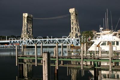 Houghton-Hancock Bridge, Sept. 9, 2007