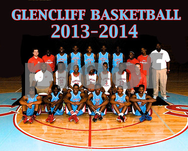 Glencliff Mens BB 2013-14 Team Pictures