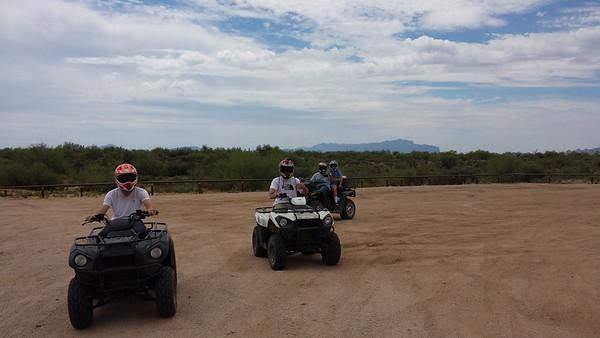10 Aug 2015 Brian ATV Four Peaks AM