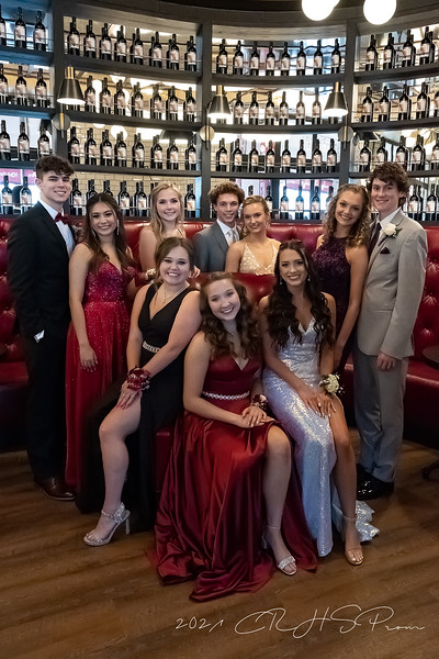 2021 CRHS Prom-