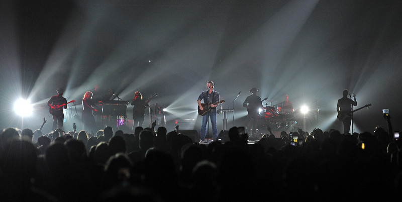 Blake Shelton At The Well