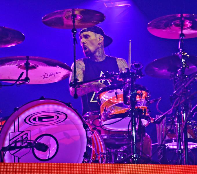 Blink-182  GWINN DAVIS MEDIA / BSWA