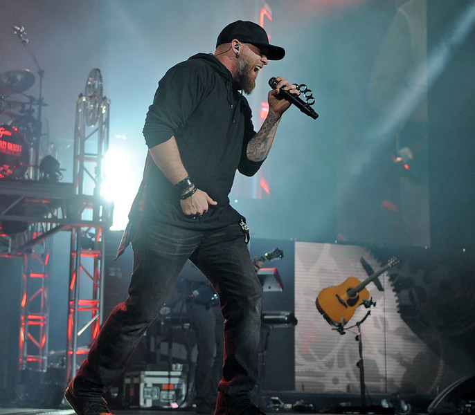 Brantley Gilbert At The Well