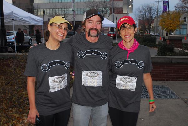 Mustache Dash 5K 2013